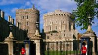 Private Transfer: Central London to Southampton Cruise Port Via Windsor Castle