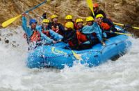Kicking Horse River Whitewater Rafting
