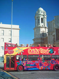 City Sightseeing Cadiz Hop-On Hop-Off Tour