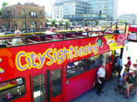 City Sightseeing Copenhagen Hop-On Hop-Off Tour