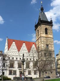 City Sightseeing Prague Hop-On Hop-Off Tour: Jewish Quarter and Prague Castle Tours plus Vltava Cruise