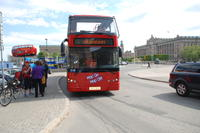 City Sightseeing Stockholm Hop-On Hop-Off Tour