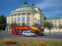 City Sightseeing Tallinn Hop-On Hop-Off Tour