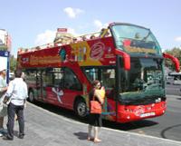 Palma de Mallorca City Hop On Hop Off Tour*