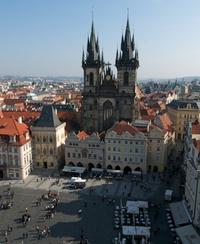 Prague City Sightseeing Hop-On Hop-Off Tour and Wax Museum with Optional Prague Castle and Jewish Quarter Tours