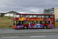 Reykjavik City Hop-on Hop-off Tour*