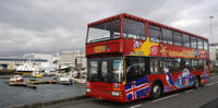 Reykjavik Shore Excursion: City Sightseeing Reykjavik Hop-On Hop-Off Tour
