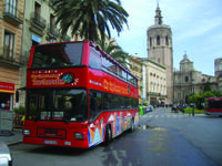 Santander Hop-On Hop-Off Tour*