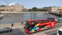 Stockholm Shore Excursion: Stockholm City Sightseeing Hop-On Hop-Off