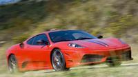 Ferrari Sports Car Passenger Experience from Archerfield