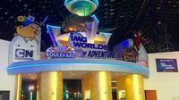 Dubai city tour and IMG World of Adventures Theme Park