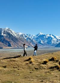 Lord of the Rings - Journey to Edoras from Christchurch