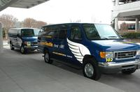 New York Departure Shuttle Transfer: Manhattan Residences to Airport