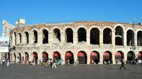 Transfer from Lake Garda to Verona Arena and Opera Ticket