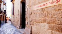 Málaga Picasso Museum Guided Tour For Small Groups