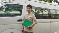 Chiang Mai Airport Arrival Shared Transfer Private Car Transfers
