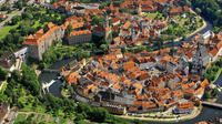 Daily Door to door Shared Shuttle bus from Linz to Cesky Krumlov