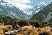 Explore Mount Cook from Christchurch