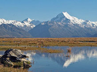 Explore Mount Cook from Christchurch*
