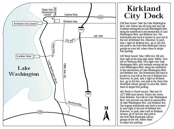 plan-de-kirkland-a-lac-washington