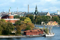 Stockholm Shore Excursion: In the Footsteps of Alfred Nobel City Tour