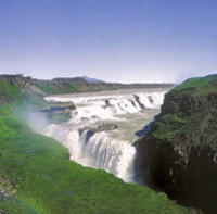 Reykjanes Peninsula and Gulfoss and Geysir Express Tour from Reykjavik