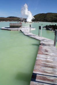 Reykjavik Shore Excursion: Blue Lagoon Spa with Round-trip Transport
