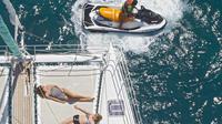Exhilaration Jet ski ride with Catlanza*