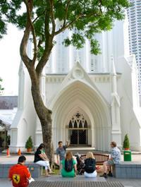 Singapore's Colonial District Walking Tour