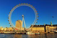 London Eye: Thames River Cruise Experience with Optional Standard London Eye Ticket