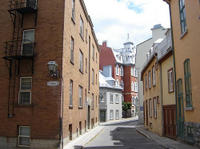 Streets of Quebec City*