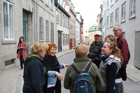 Quebec City Walking Tour*