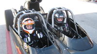 Ride Along In A Dragster At Raceway Park
