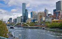 Melbourne Scenic River Garden Sightseeing Cruise (Up River)*