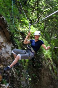 Canopy Zipline Tour from Guatemala City