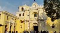 Colonial Antigua Afternoon Tour from Guatemala City