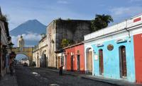 Full-Day Tour: Colonial Antigua, Jade Factory and Textile Experience with Lunch