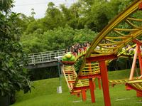 Xetutul Theme Park from Guatemala City
