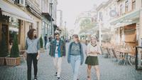 Outcast Bucharest City Tour Supporting an Employment Program for Homeless