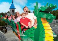 Legoland California Transportation and Admission