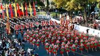 Rose Bowl Parade Tour