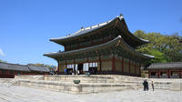 Afternoon Seoul Tour Including Hanbok and Shopping Experience