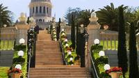 the North of Israel  Haifa  Acre and Rosh Ha-Nikra Private Tour from Jerusalem