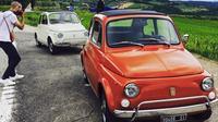 Fiat500 tour in Maremma