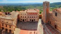 Montalcino and Montepulciano Full-day Tour (from Sa Gimignano)