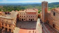 Montalcino and Montepulciano Private Full-day Tour Including Lunch and Wine