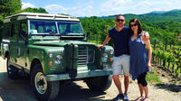Off Road Wine Tour in Chianti Valley
