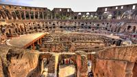 Colosseum, Pantheon and Roman Forum Express: Small Group Tour Skip-the-Line