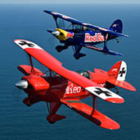 Sydney Aerobatic Thrill Flight