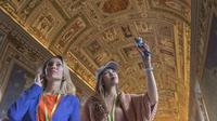 Museos Vaticanos, Capilla Sixtina y Basílica de S. Pedro: Excursión a pie sin colas